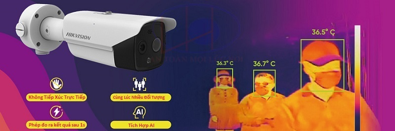 camera ip anh nhiet hikvision